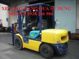 Cho thuê xe nâng hàng mới cũ 0938246986
