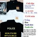 Tp. Hồ Chí Minh: Áo thun POLICE, áo thun công an, Áo khoác công an, Áo khoác POLICE, Dây nịt sĩ q CL1016729P1