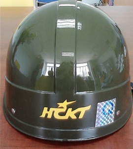 Nón bảo hiểm HCKT & Victory, mũ bảo hiểm công an, áo thun POLICE, Dây nịt sĩ qua