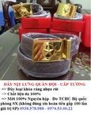 Tp. Hồ Chí Minh: Dây nịt lưng quân đội, Túi ipad POLICE, nón kết POLICE, Mũ bảo hiểm ngành công a CL1700277