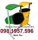 Tp. Hà Nội: thùng rác, thùng đựng rác giá rẻ, thùng rác công viên, thung rac benh vien RSCL1696592