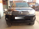 Tp. Hà Nội: Toyota Fortuner 2. 7 4x4 2009 AT, màu đen, giá 675 triệu CL1696816