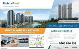 m. **. Mở bán The View Riviera Point, Phú Thuận, Quận 7, giá gốc từ CĐT thanh