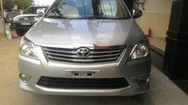 Cần bán Toyota Innova V 2. 0 AT 2012, giá 669 triệu