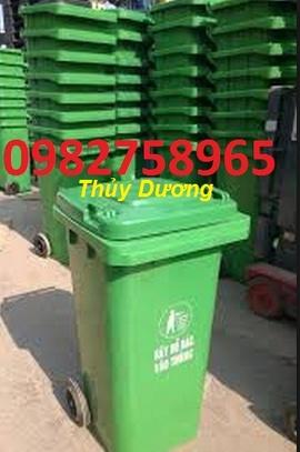 thùng rác nhựa, thùng rác y tế, thùng rác 240l, thùng rác 120l, thung rac nhua