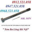 Tp. Hà Nội: 0913. 521. 058 bán chốt chẻ thép mạ kẽm và bu lông chốt chẻ thép Ha Noi CL1697480