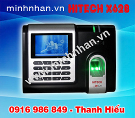 láp đặt máy chấm công Hitech giá rẻ nhất