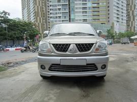 Mitsubishi Jolie MT 2005, ghi vàng, 285 triệu