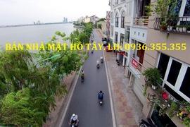 t. *$. . Bán Nhà Mặt Phố Nguyễn Đình Thi, Mặt Hồ Tây, 130m2, 7 Tầng, Giá Rẻ