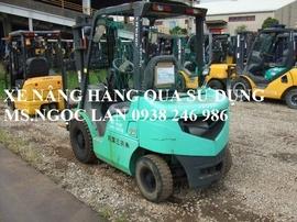 Cho thuê xe nâng hàng ngắn và dài hạn 0938246986