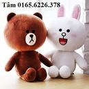 Tp. Hồ Chí Minh: Thú nhồi bông, gấu bông giá rẻ CL1699478P11