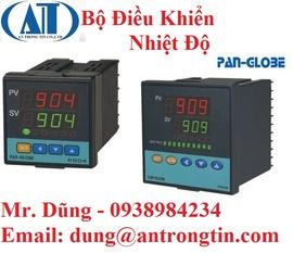 Đồng hồ hiển thị nhiệt độ Pan Globe