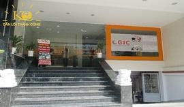 Cho thuê văn phòng quận Bình Thạnh GIC Building giá tốt