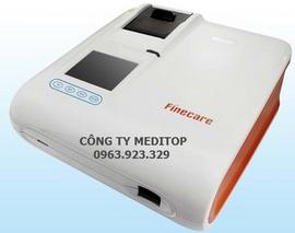 Máy xét nghiệm nhanh HbA1C Model: FS-131 Hãng Wondfo Tiêu chuẩn chất lượng: CE,