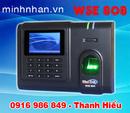 Bình Dương: máy chấm công giá rẻ nhất, máy chấm công Wise eye WSE-808 CL1697441