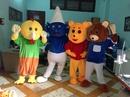 Tp. Hồ Chí Minh: Mascot, linh vật biểu diễn đồng giá CL1697420