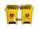 Tp. Hà Nội: thùng rác y tế 80l, thung rac nhua, tui rac, tui rac thai y te, hop dung kim tiem, CL1703472P8