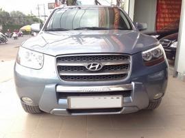 Hyundai Santa fe MLX AT2007 , máy dầu, 559 triệu