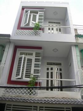 r%%% Nhà Hẻm 134 Thành Thái: Dt:4. 2x16. Giá: 8. 5 tỷ