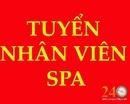 Tp. Hồ Chí Minh: Tuyển Nhân Viên Làm Foot, Massage, Facial, Nail CAT11P8