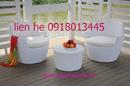 Tp. Hồ Chí Minh: bàn ghế cà phê giá rẻ thanh lý số lượng lớn mới 100% CL1697568