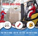 Bình Phước: Cho thuê xe nâng hàng ngắn và dài hạn giá rẻ 0938246986 CL1700853