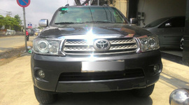 Bán xe Toyota Fortuner 2. 7V 4WD AT 2011, 715 triệu