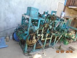BÁN máy sản xuất móc áo nhôm