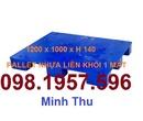 Tp. Hải Phòng: pallet nhựa giá rẻ, pallet nhua lien khoi, pallet nhua ke hang, pallet nhua lot san CL1698573