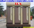 Kiên Giang: ## Nhà vệ sinh di động Thành Phố Xanh TPX-VS2C CL1700643