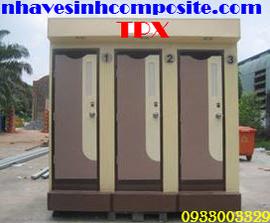 ## Nhà vệ sinh di động Thành Phố Xanh TPX-VS2C