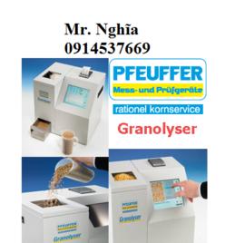 Máy đo độ ẩm hạt Pfeuffer partno. 1195 0010 - PFEUFFER Vietnam