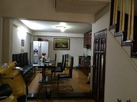 q$$$ Bán nhà 5 tầng Trần Hưng Đạo 58m2, nhà siêu đẹp, ô tô vào nhà