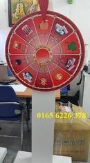 Tp. Hồ Chí Minh: Vòng quay may mắn giá rẻ phục vụ tổ chức chương trình, quảng cáo, ... CL1699137