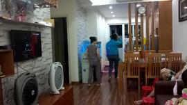 Chung cư HH4 Linh Đàm, bán căn 2 ngủ 67m2 full nội thất