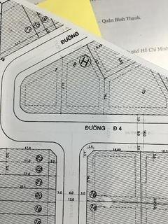 c$$$ Đi định cư bán gấp lô đất 2 mặt tiền đường 14 gần Lương Định Của P. Bình