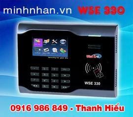 máy chấm công thẻ từ Wise eye WSE-330 giá rẻ nhất
