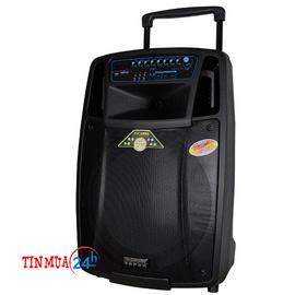 Loa kéo di động Temeisheng SL 15-01 - loa di động hát karaoke 4 tấc