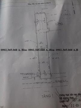 Cần bán dãy nhà trọ nở hậu. Thủ Đức, DT:408m2, giá: 5. 2tỷ, Đg 8m,