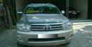 Tp. Hà Nội: Toyota Fortuner 2. 7 4x4 2009 AT, màu bạc 665 triệu CL1698091