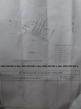 Bán nhà sổ hồng giá:750triệu, Hiệp Bình Chánh, Thủ Đức, gác lửng, DT 4x10m