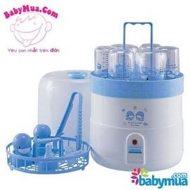 Máy tiệt trùng bình sữa siêu tốc ku-9005