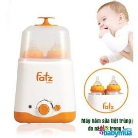 Máy hâm sữa tiệt trùng bình sữa Fatzbaby FB3011SL