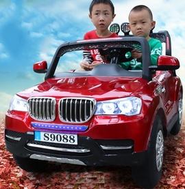 Ô tô điện trẻ em BMW 8858 2 động cơ, ô tô điện cho bé S9088 4 động cơ cực đẹp