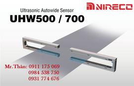 UHW500, UHW700 cảm biến vị trí biên chính hãng NIRECO - Tăng Minh Phát Việt Nam