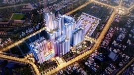 w. **. Bán dự án chung cư căn hộ Republic Plaza vị trí trung tâm thành phố