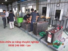 Sửa xe nâng hàng chuyên nghiệp, cơ động toàn quốc 0938246986