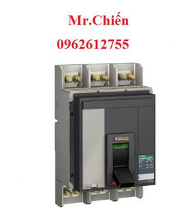 MCCB 1250A 3P 50ka NS125N3M2 schneider có sẵn