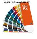 Tp. Hồ Chí Minh: Quạt màu RAL K5, K7, D2 của hãng RAL CL1698770