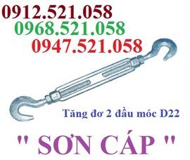 KIM KHÍ THANH SƠN 0968.521058 bán Tăng đơ thép 2 đầu móc,2 đầu tròn HaNoi